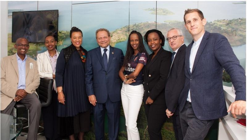 Visit Rwanda-Arsenal partnership officially launches