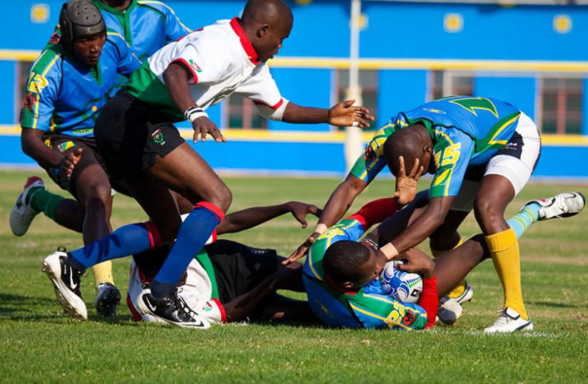 Two schools will represent the Rwandan rugby 7s  in this year's FEASSA