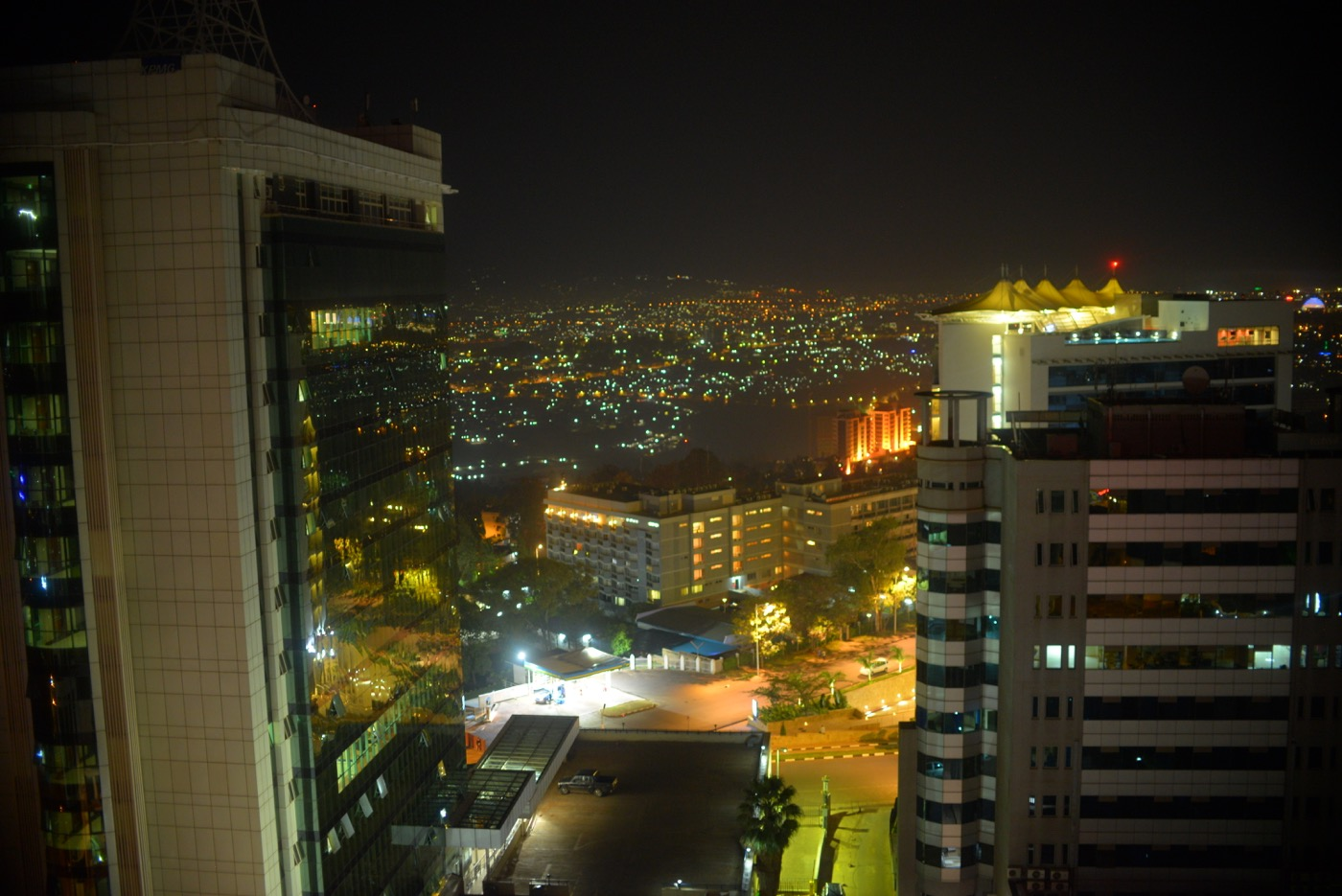 Get a colorful and delighting view of some of best Kigali city areas in PHOTOS