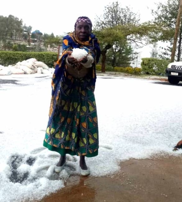 Rutsiro: Heavy rain destroys huge space of plantations