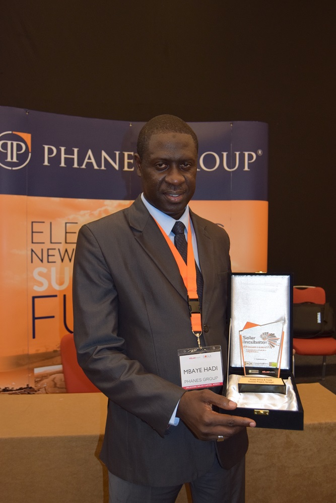 Solar-based project from Senegal wins Phanes Group's second Solar Incubator