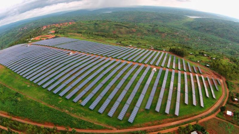 RWANDA: Country becomes world's fifth-largest producer of green energy