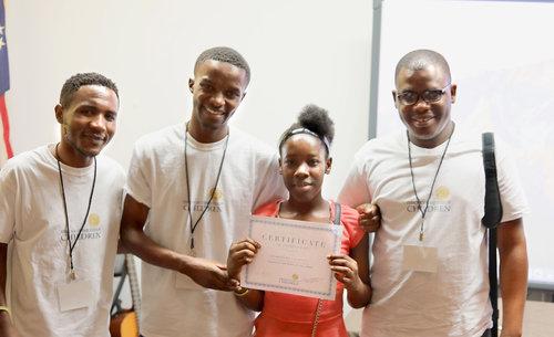 "Rwanda's Original ""Camera Kids"" Teach Photography Globally"