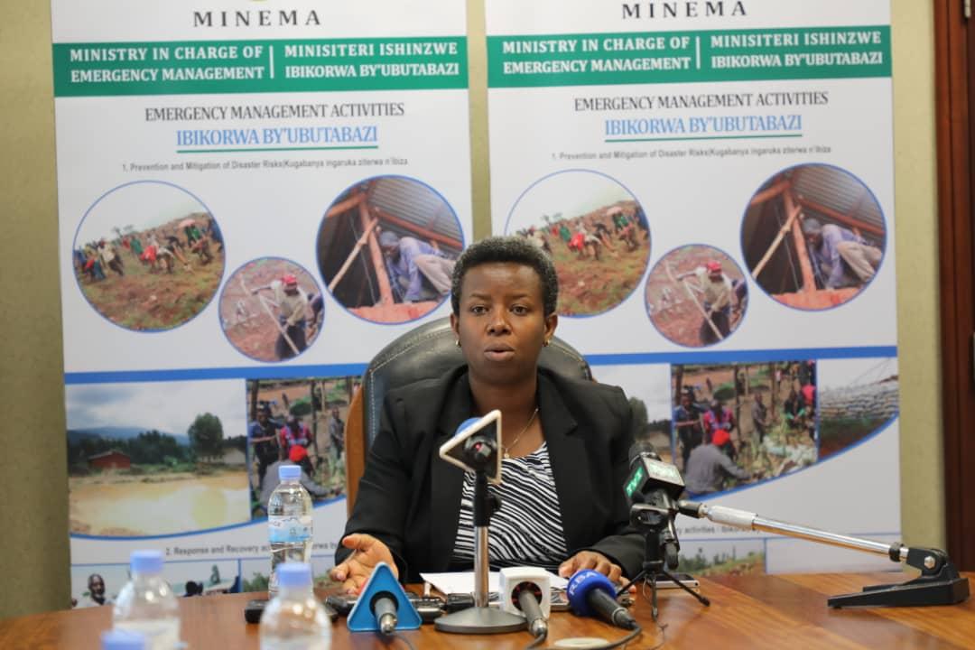Rwandans Alerted of Winter's Torrential Rainfalls and disasters
