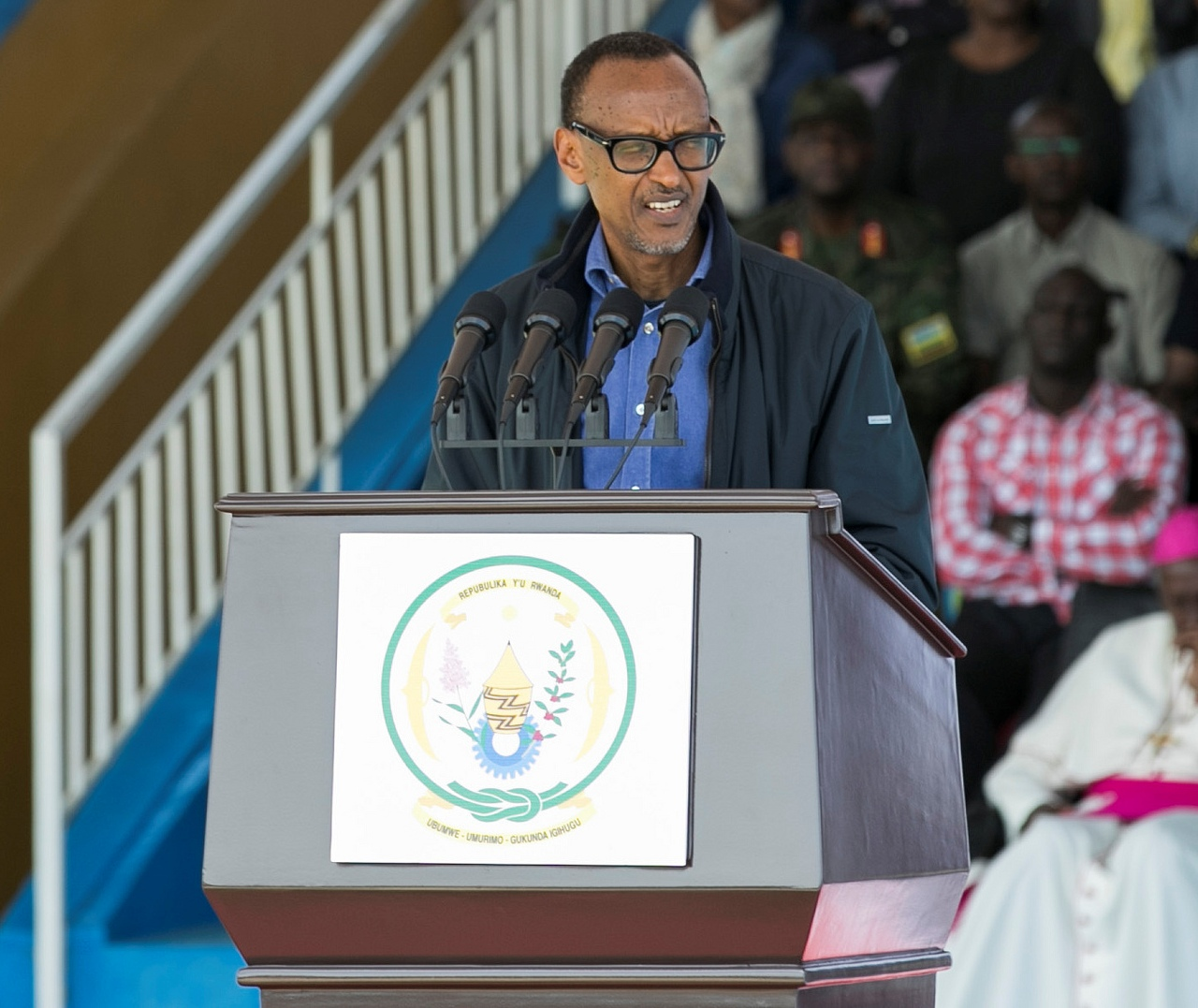 President Kagame Vows to Complete Nyamagabe Modern Market
