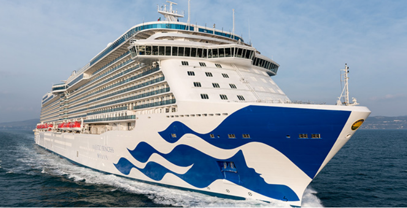 Construction Begins on Fourth Royal Class Princess Cruise Ship
