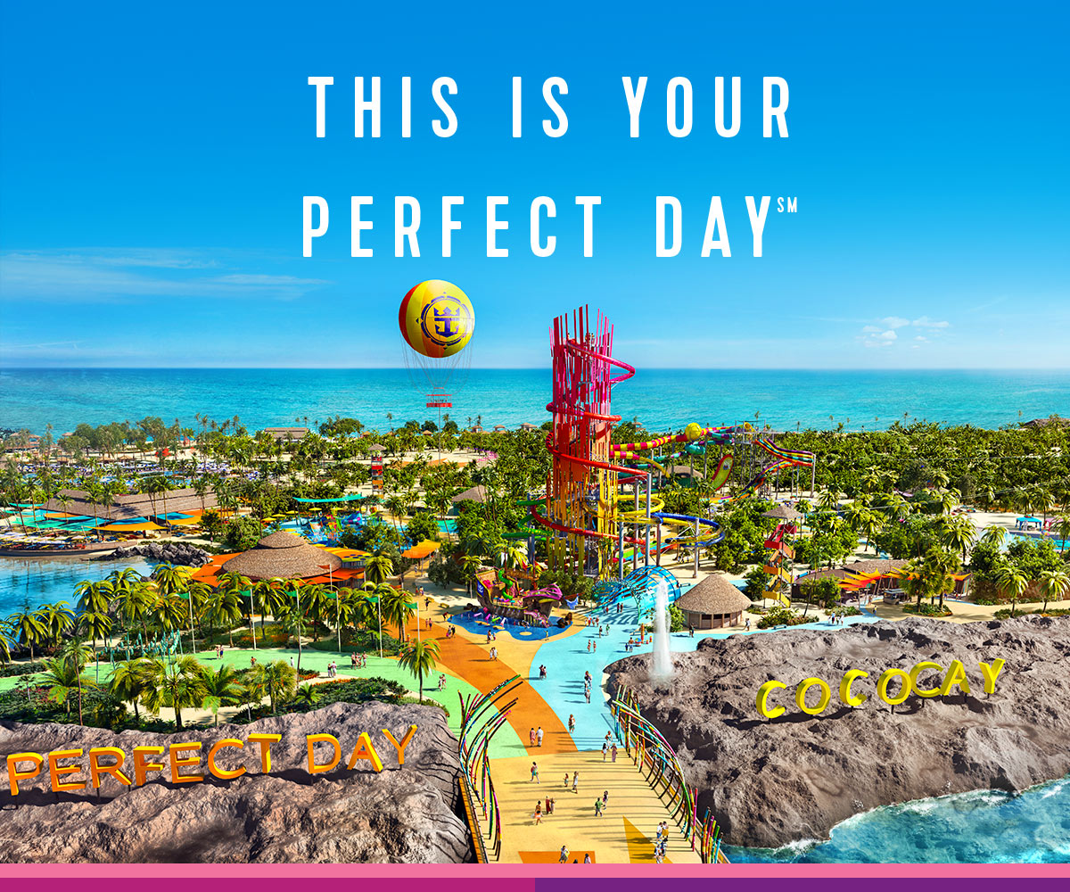 Your Perfect Day at CocoCay with Royal Caribbean