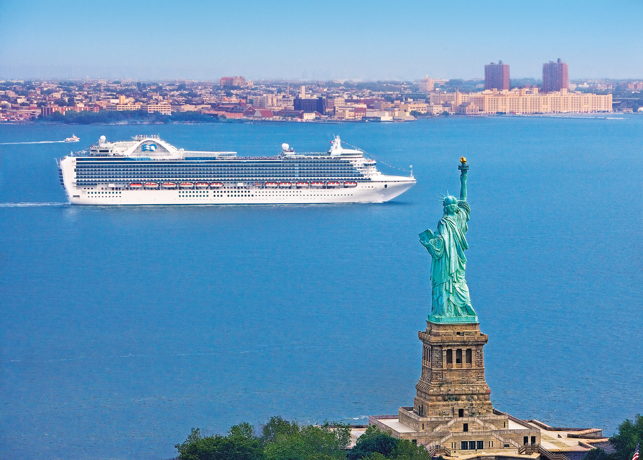 Princess presents 40% off cruises from NYC