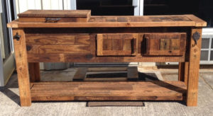 rustic-cooler-patio-cooler-built-in-ice-chest