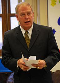 """Theodore """"Ted"""" Strickland"""