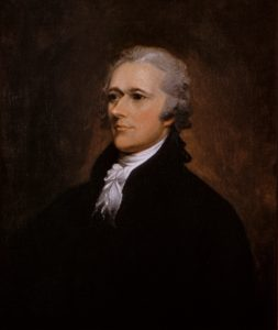 Alexander Hamilton lived on the island of St. Croix between 1765 and 1772.