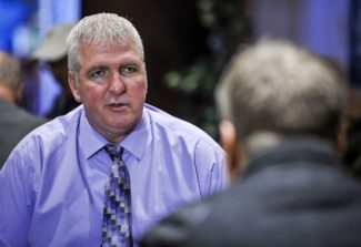 Rodney Muterspaw, Middletown Police Chief, talks about his plans for the future of the department.