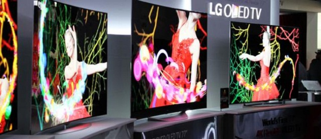 LG prepara televisores 4K con pantallas de 60''