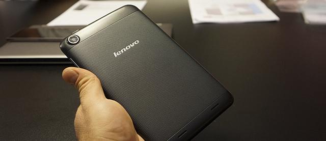 Lenovo anuncia su nueva tablet en Argentina