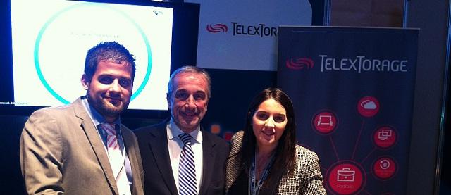 TelexTorage participó en VMware vForum 2014