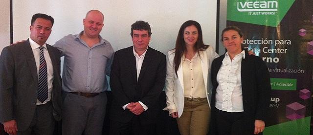 Licencias OnLine lanzó las soluciones de Veeam en Argentina