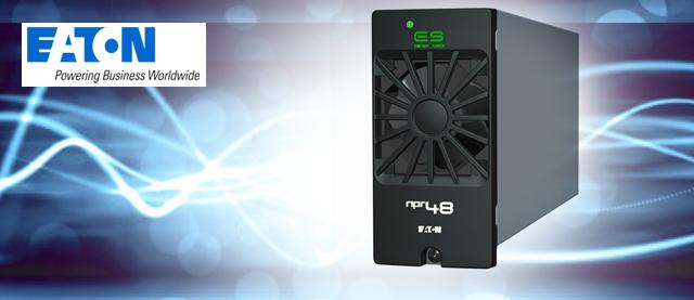 Eaton lanzó su nuevo módulo rectificador de alta eficiencia NPR48-ES