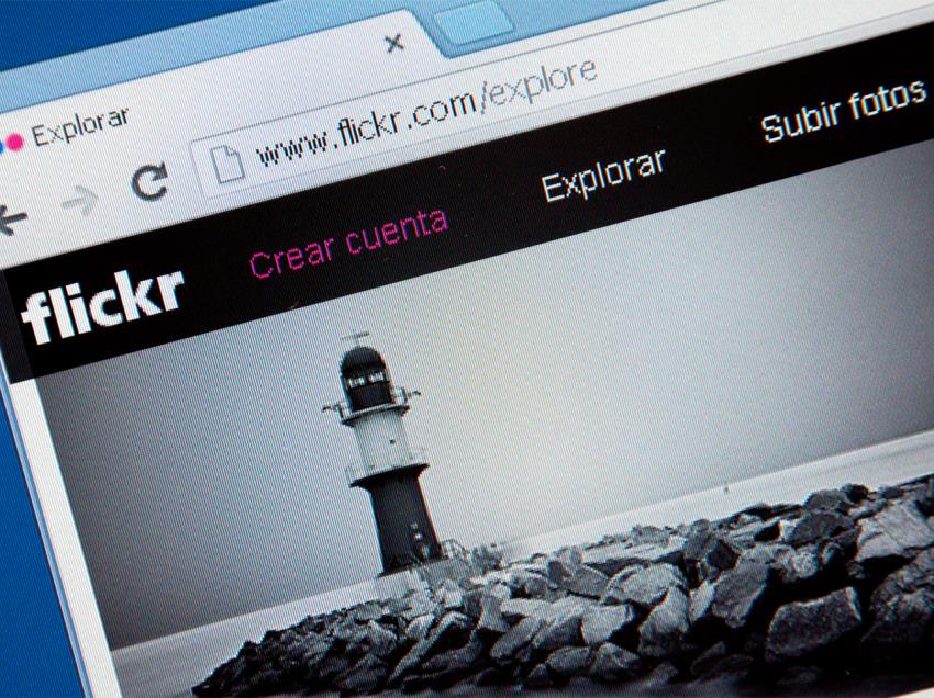 Flickr anuncia 1 TB de almacenamiento gratis