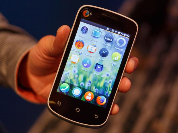 Mozilla decide apostar al mercado de los smartphones