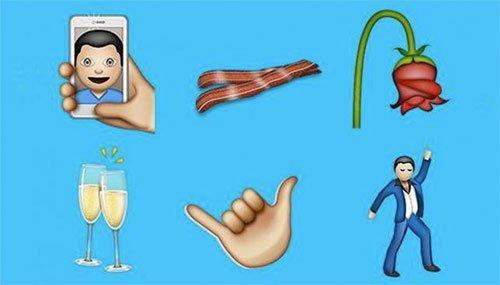 Nuevos Emoji para 2016