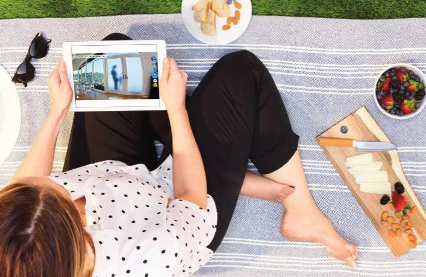 Con Logi Circle puedes vigilar tu hogar desde el móvil