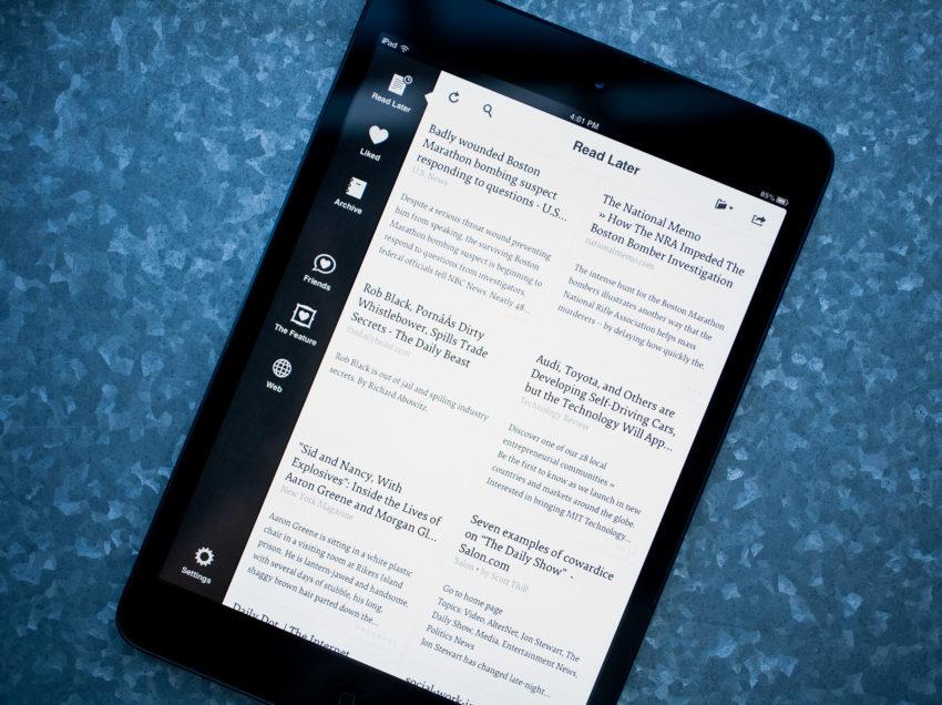 Instapaper: el servicio que compra Pinterest para guardar páginas