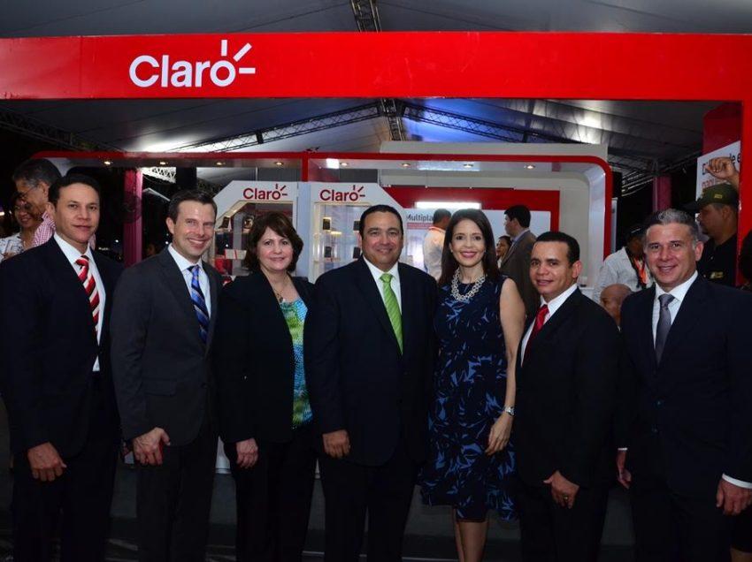 Claro participa en Expo-Cibao 2016