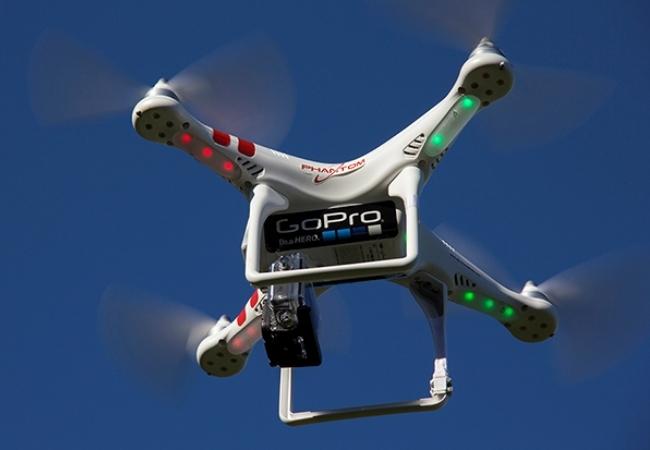 GoPro anuncia dron y dos nuevas cámaras