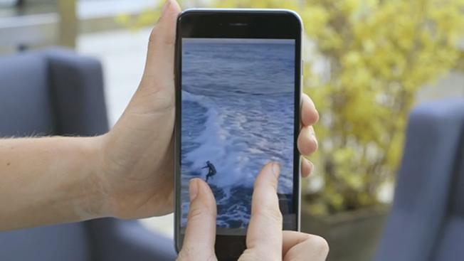 En instagram ya puedes hacer zoom para iOS