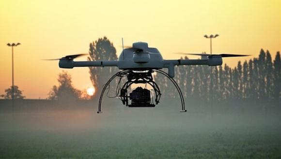 Facebook usará un dron para probar capacidad inalámbrica
