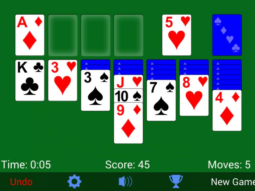 Solitario: el inolvidable juego de Windows llega a iOS y Android