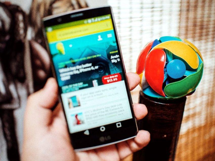 Usuarios prefieren sus móviles para navegar Internet