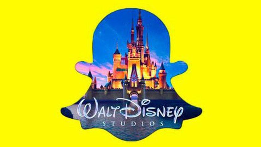 Disney-ABC producirá televisión para Snapchat