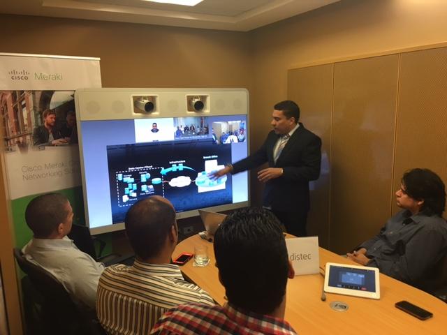 Cisco Open House en República Dominicana