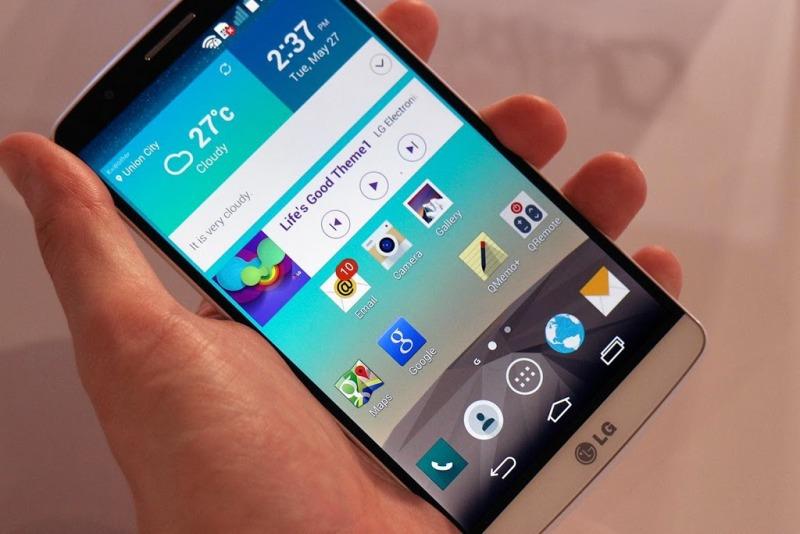 LG ofrece máxima comodidad y productividad para el usuario con una pantalla Fullvision
