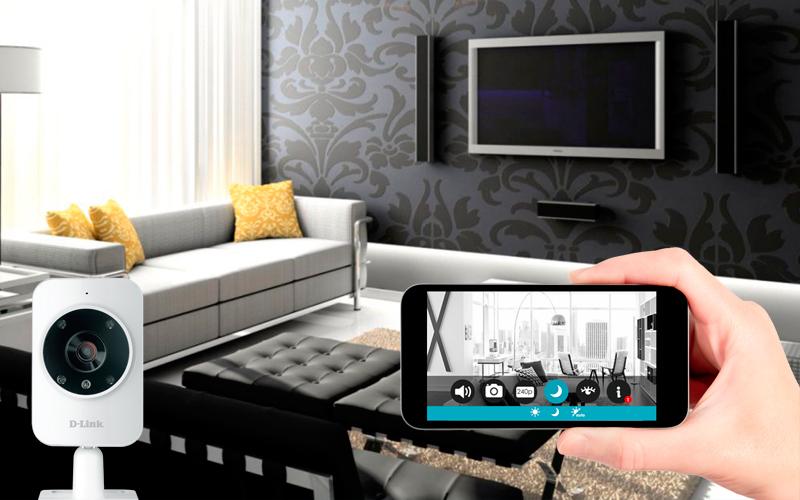 D – Link a través de su aplicación móvil mydlink podrá controlar enchufes inteligentes