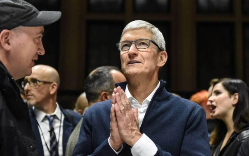 Año fiscal de Apple cerró con 23% de subida