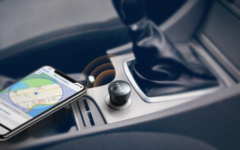 Google Assistant para automóvil con control de voz manos libres de Anker y JB