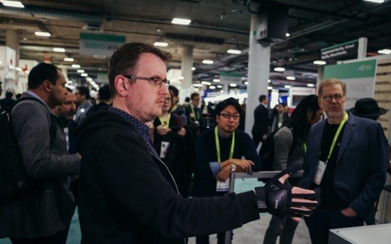 Los guantes VR de Bebop están listos para entrar en el mundo virtual