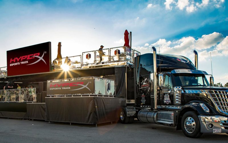 Los derechos de nombre de HyperX Esports Truck fueron dados a conocer antes de CES 2019