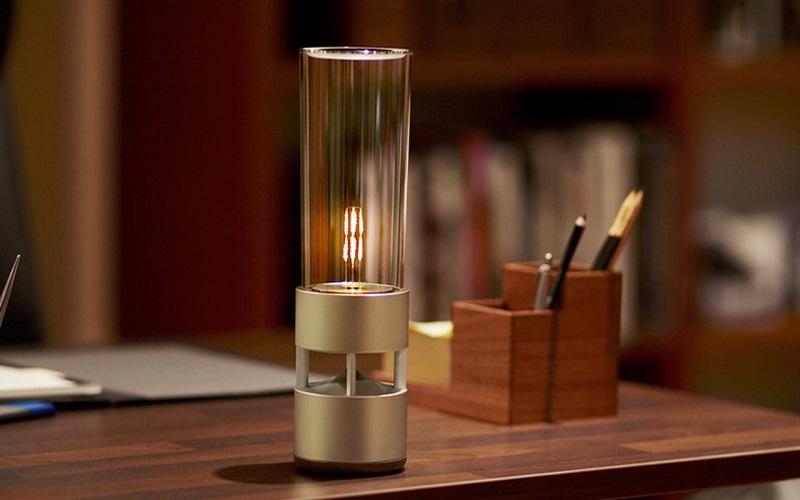 Sony Glass Sound Speaker: Sonido nítido de alta resolución y decoración para el hogar