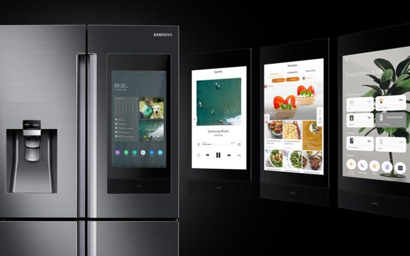 Samsung presenta la nueva generación de heladeras Family Hub en CES 2019