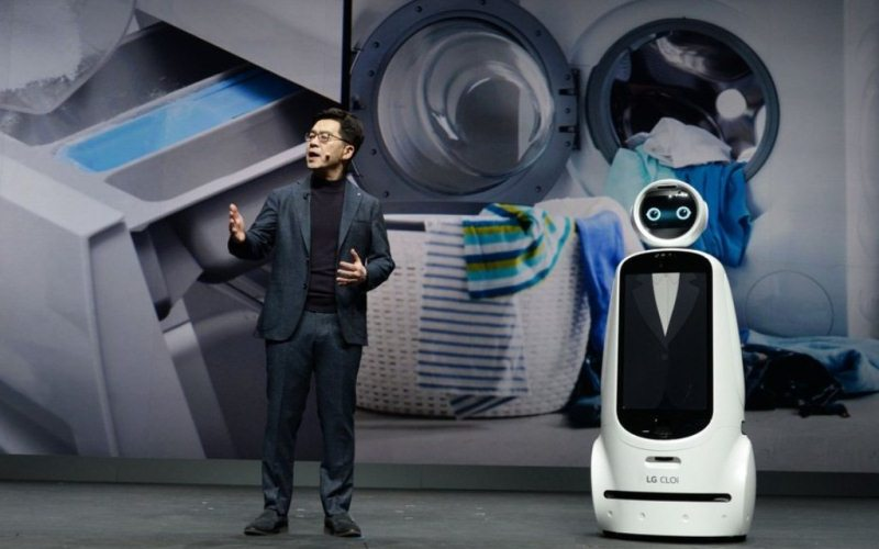 LG desarrolló su propio chip AI para sus dispositivos del hogar