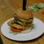 Farmboy Burger | Best Burger in the Driftless Area | Old 61 Diner