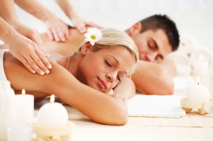 KRAVE Couples Massage