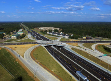I-40/Canada Road Interchange