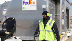 FedEx Express files $15M building permit