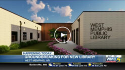 West Memphis breaks ground on new library