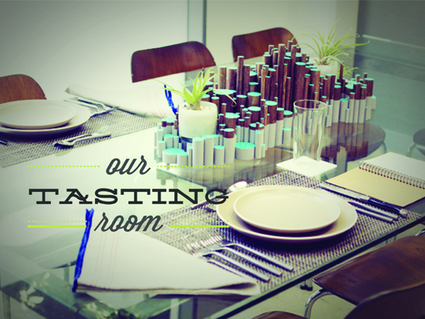 Our Tasting Room
