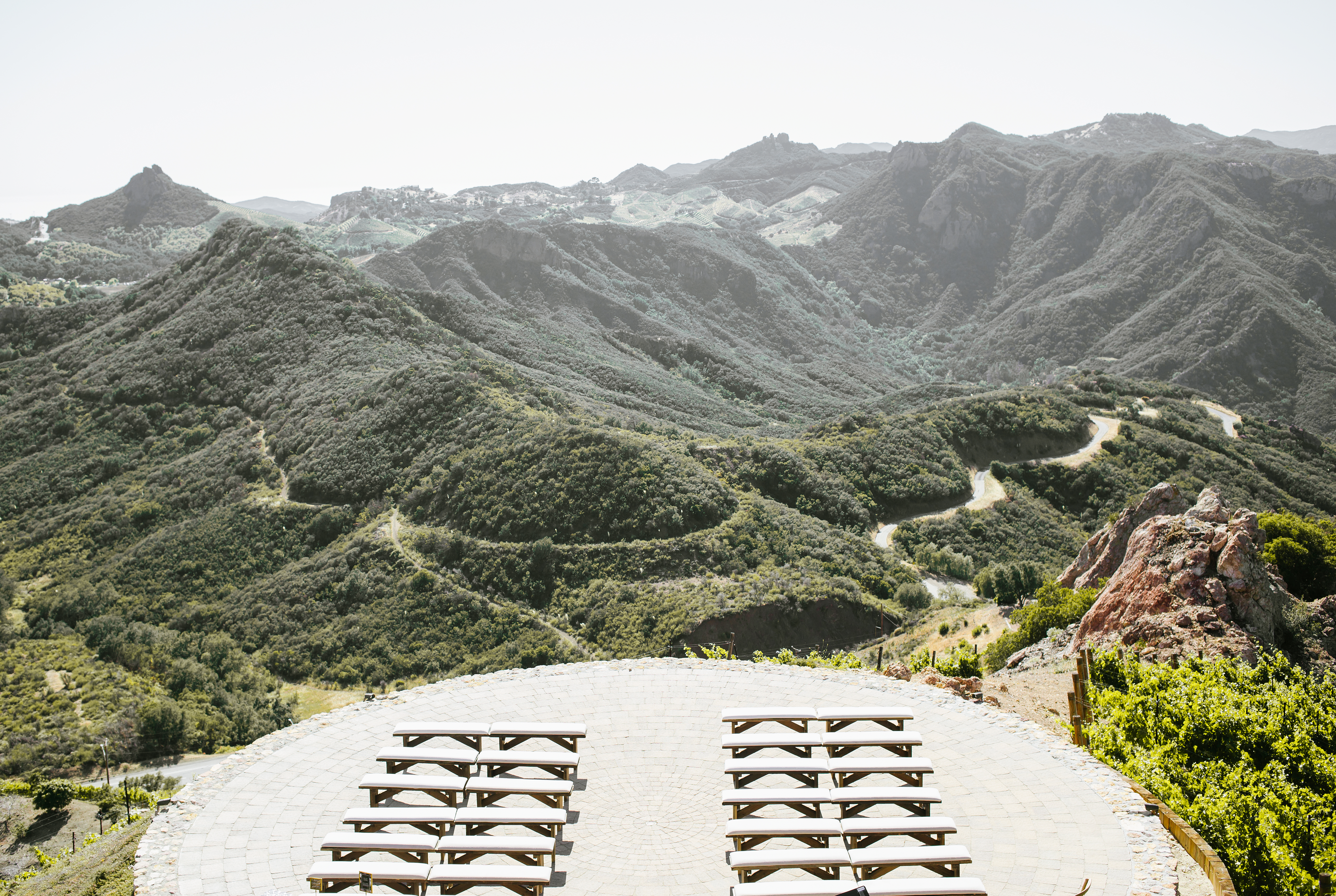 Malibu Rocky Oaks Wedding.Malibu Rocky Oaks Wedding Urban Palate Boutique Catering Los